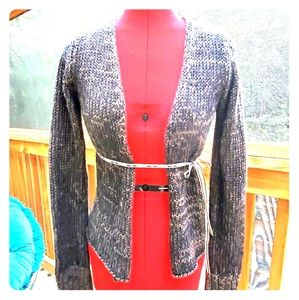 Diesel knitted top size Small
